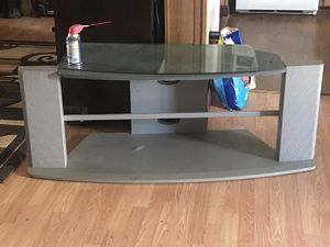 Free tv stand come get it..free,free,free to someone who needs it for Sale in Bartow, FL