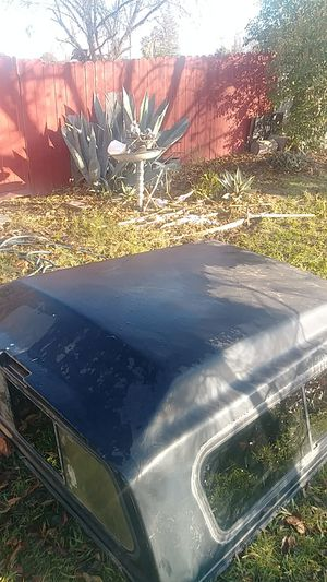 Camper shell for Sale in Gridley, CA