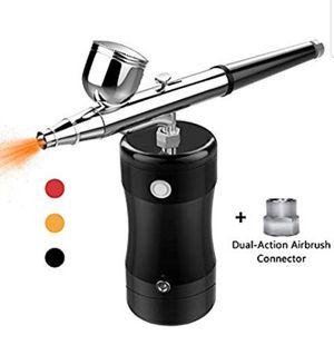 Handheld Airbrush Kit, Portable Mini Air Brush Spray Gun for Sale in Salinas, CA