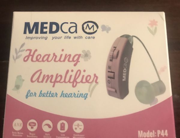 ***MEDCA Hearing Amplifier***