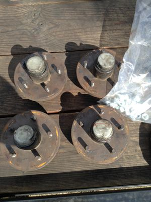 Trailer spindles for Sale in Denver, CO
