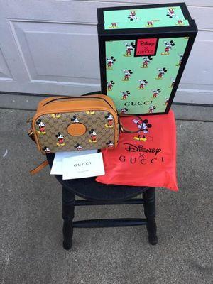 Disney x Gucci Shoulder bag for Sale in Ontario, CA
