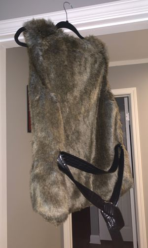 Fur Vest for Sale in Oswego, IL