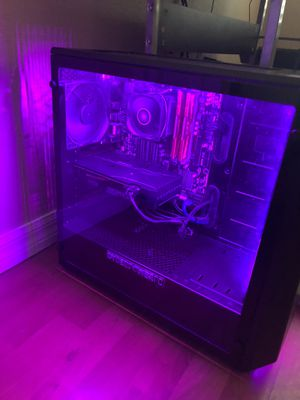 Cyberpower gaming pc 60plus FPS specs on last page for Sale in Valrico, FL