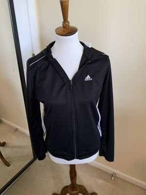 Medium adidas zip up hoodie for Sale in Volo, IL