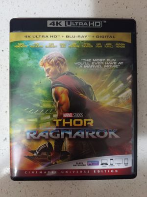 THOR RAGNAROK (4K + BLU RAY) ***SEE OTHER POSTS*** for Sale in El Cajon, CA
