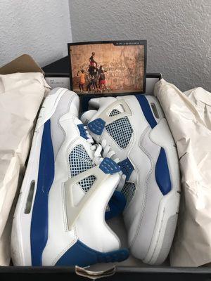 "2006 Jordan 4 IV ""Military Blue"" size 13 for Sale in San Francisco, CA"