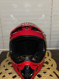Duel Sport Dirt bike, Snowmobile Helmet (fuel Brand) for Sale in Everett,  WA