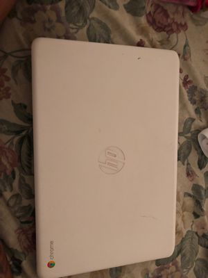 hp chromebook 14 -laptop for Sale in Houston, TX