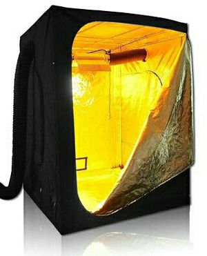 BRAND NEW 4x4ft Grow Tent with Metal Frame & Corners for Sale in Colorado Springs, CO