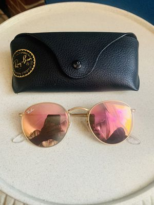 Ray-Ban ® RB3447 Sunglasses ROUND FLASH LENSES for Sale in Hayward, CA