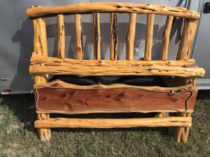 Bed frame queen size for Sale in Lafayette, LA