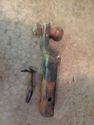 """2"""" ball with insert and pin for Sale in Marion, OH"""