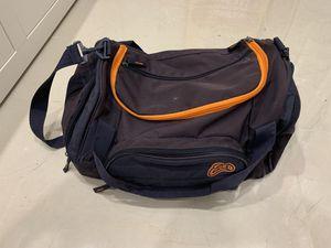 Small orange and blue duffle bag for Sale in Miami, FL