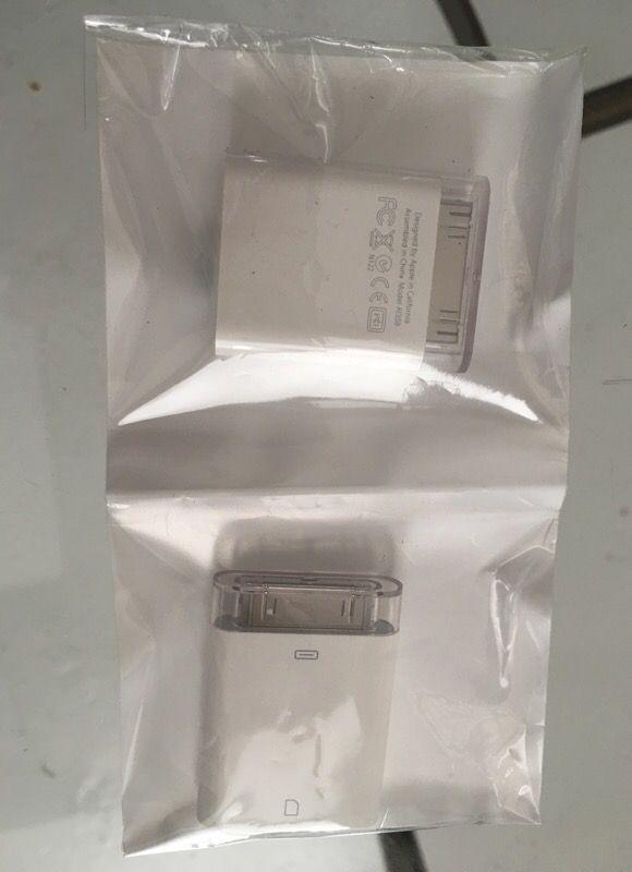 iPad cámara connection kit new