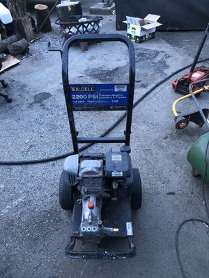 Excell pressure washer for Sale in Plum, PA