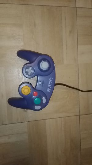 Official GameCube controller for Sale in Wauchula, FL