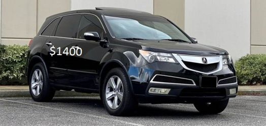 Drives Perfectly 2O12 Acura MDX Great Tires AWDWheels✅wfevsd for Sale in Tacoma,  WA