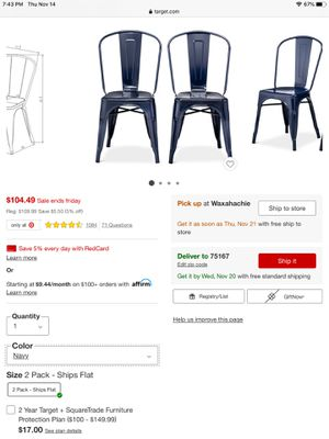 Chairs for Sale in Waxahachie, TX