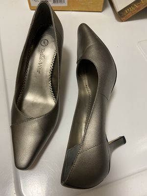 Women's Pewter Pumps for Sale in Kissimmee, FL