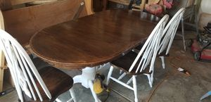 Upcycled dining table for Sale in Blythewood, SC