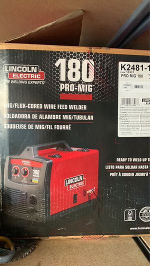 Lincoln electronica 220 for Sale in Highland, CA