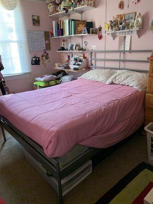 Full size bed for Sale in Alexandria, VA
