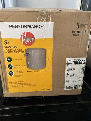 Electric water heater ‼️‼️ NEW‼️ for Sale in Vallejo, CA
