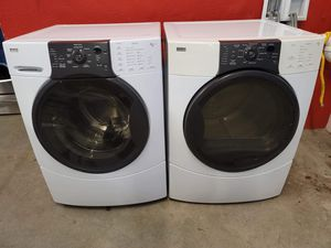 Kenmore washer and electric dryer set good working condition set for for Sale in Applewood West, CO