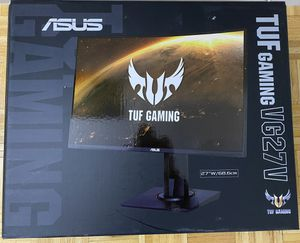 ASUS CURVED GAMING MONITOR 27 Inch for Sale in Queens, NY