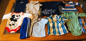 Baby boy clothing lot size 6-9 months 58 pieces total . $35 for Sale in DeLand, FL