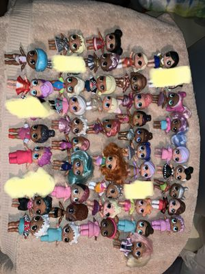 $6 each Lol surprise dolls for Sale in Glendale, AZ