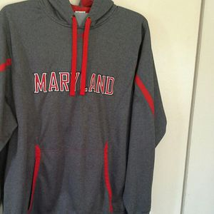 UNDER ARMOUR UMD HOODIE VERY NICE!!!! for Sale in Gaithersburg, MD