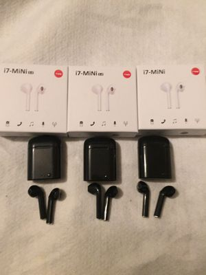 headphones wireless for iphones and androids 20$ for Sale in Rialto, CA