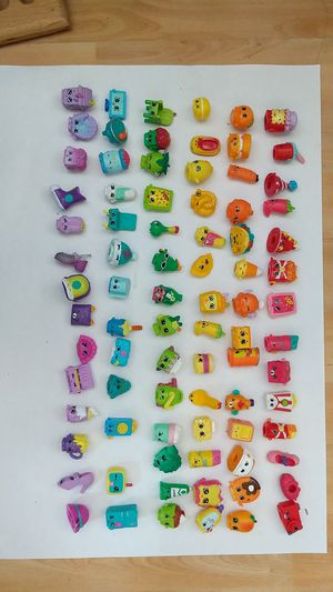 Lot of 84 Shopkins. Some from season 1!! for Sale in Livermore, CA