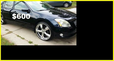 2004 Nissan Maxima only$600 for Sale in Rochester,  NY