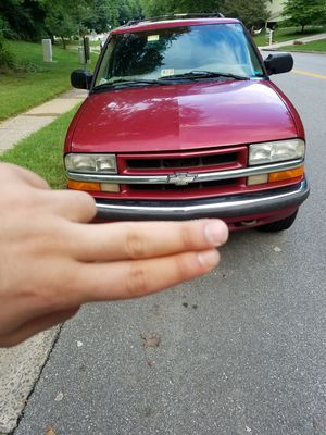 1999 Chevy Blazer LT for Sale in Springfield, VA