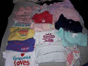 Girls clothes newborn thru 3 months for Sale in Spring Hill, FL