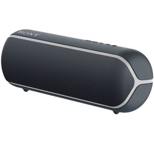 ony SRS-XB22 Extra Bass Portable Bluetooth Speaker, Black (SRSXB22/B) for Sale in Tacoma, WA