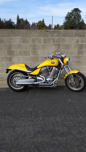2005 Victory Hammer 17k miles for Sale in Fresno, CA