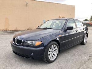 2004 BMW 325i Sedan Manual Transmission 107k Miles for Sale in Hialeah, FL