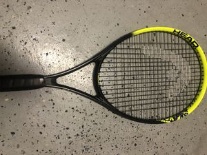 Head tour pro tennis racket for Sale in Chula Vista, CA