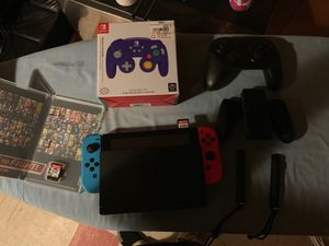 Nintendo Switch Bundle for Sale in Baltimore, MD
