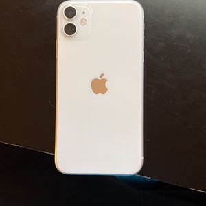 iPhone 11 (pearl White 128gb) VERIZON for Sale in Round Rock, TX