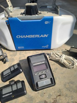 Chamberlain Garage Door Opener for Sale in Chino, CA