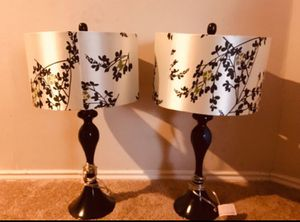 Two lamps for Sale in Chesterfield, MO