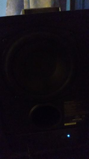 Insignia sound bar and base Bluetooth and theater for Sale in San Diego, CA