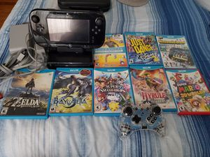 WiiU with extras Excellent Condition for Sale in Pennsauken Township, NJ
