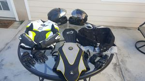 Motorcycle gear for Sale in Chino, CA