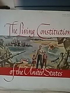 The livung constitution of the united states for Sale in Columbus, OH
